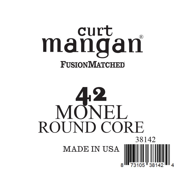 42 Monel ROUND CORE Single String