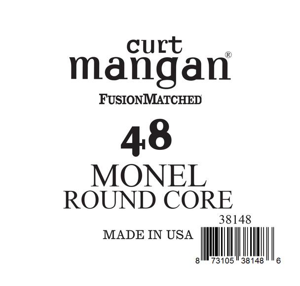 48 Monel ROUND CORE Single String