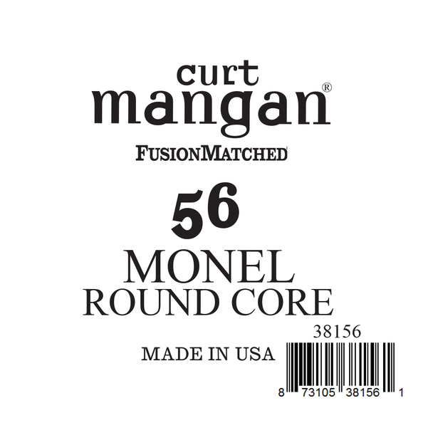 56 Monel ROUND CORE Single String