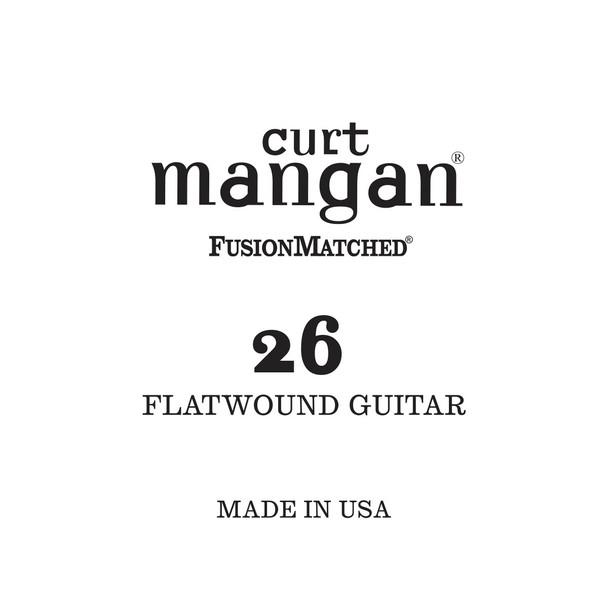 26 Flatwound Guitar Single String
