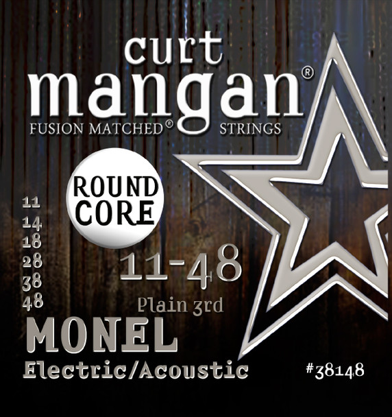 Monel Round Core 11-48 SIX PACK