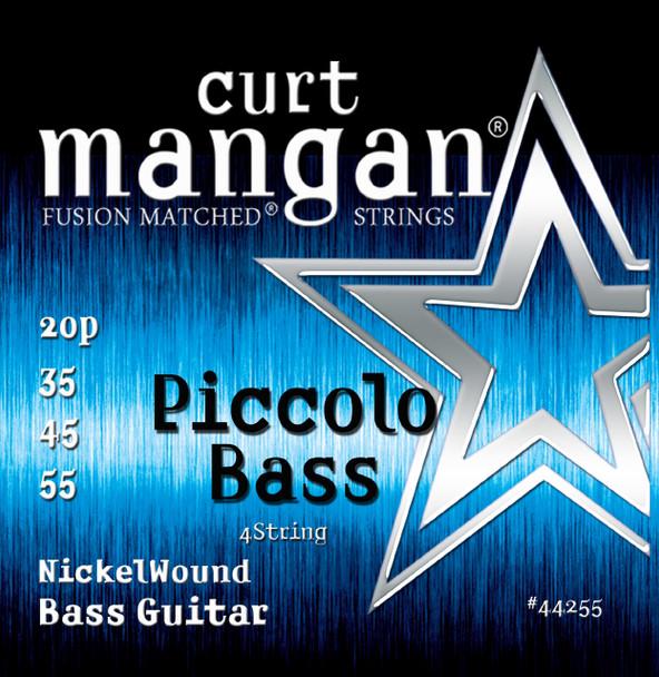 Piccolo Bass 20P-55 4 String Set