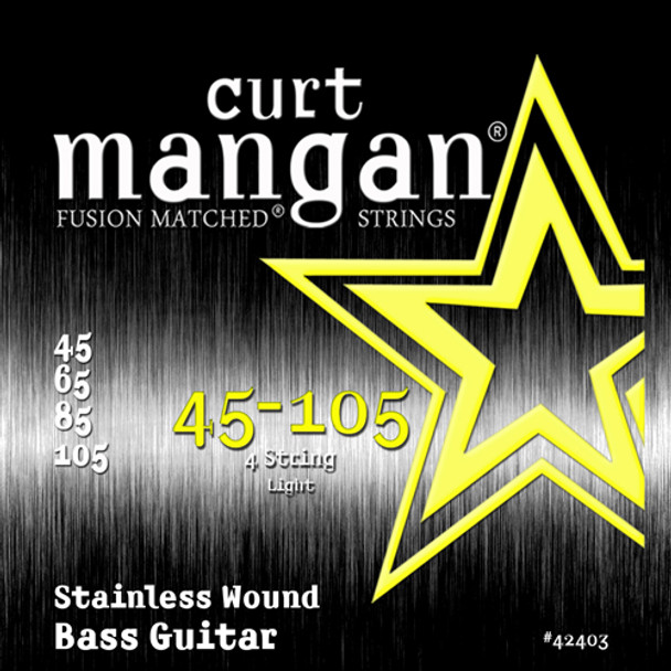 45-105 Stainless Wound Set