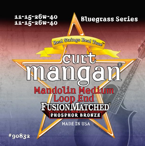 Mandolin Medium Loop-End 6 Pack!