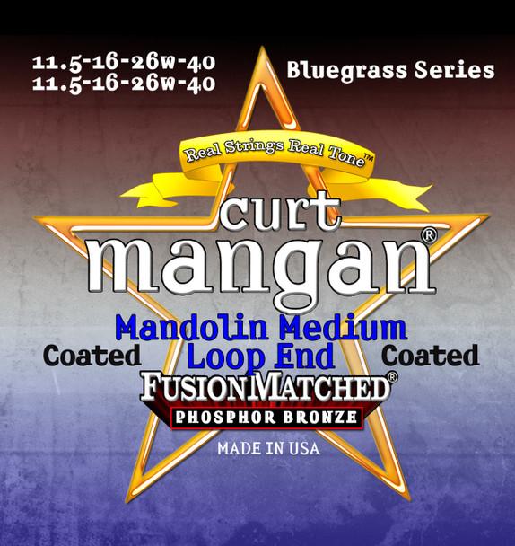 11.5-46 Mandolin Coated