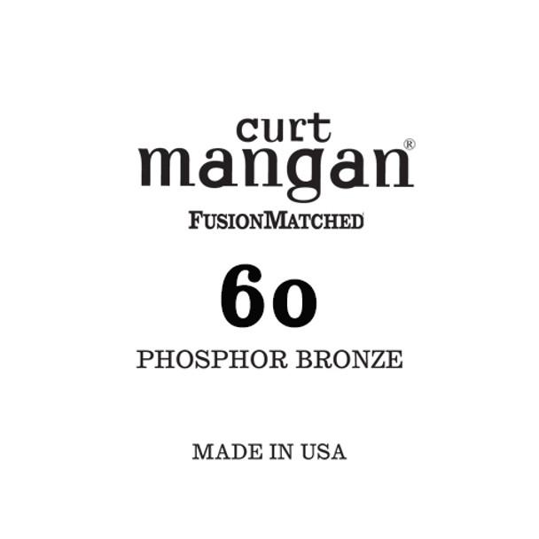 60 PhosPhor Bronze Single String