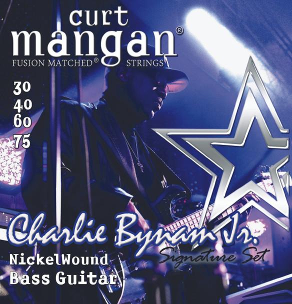 Charlie Bynam Jr. Signature 4 String Bass Set