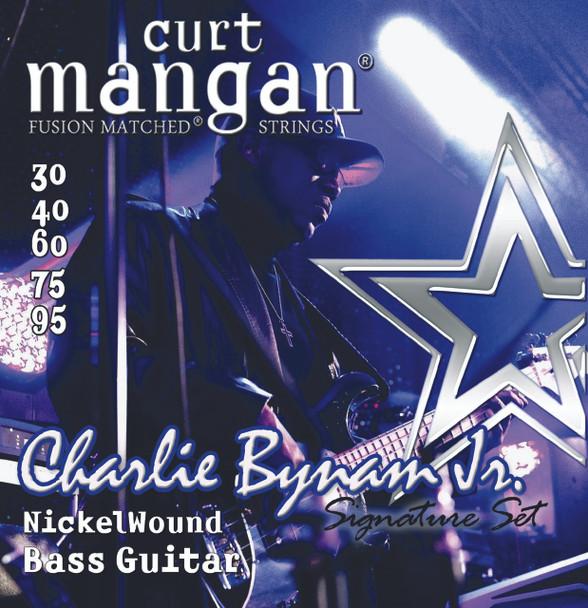 Charlie Bynam Jr. Signature 5 String Bass Set