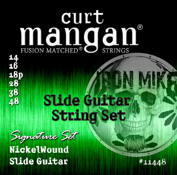 Iron Mike Norton's Custom 14-48 Custom Slide String Set