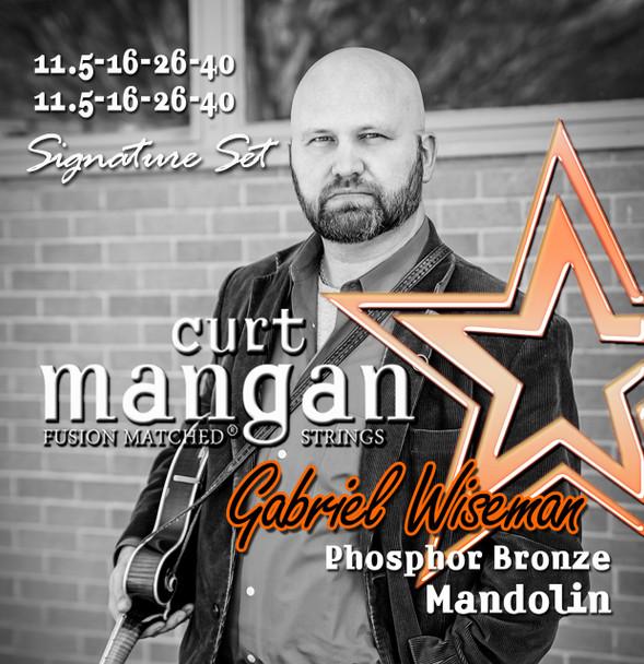 Gabriel Wiseman 11.5-40 Mandolin