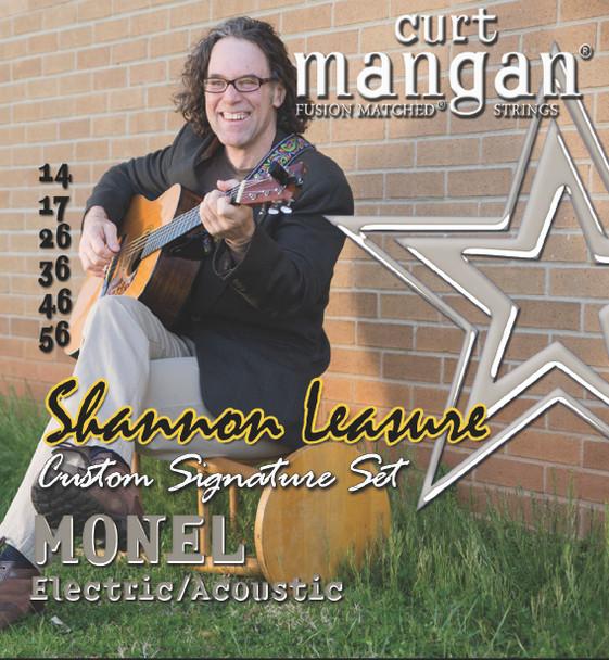 Shannon Leasure's Custom Monel Hex Core 14-56