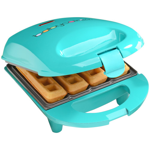 Babycakes Mini Waffle Stick Maker WMM-40 Select Brands