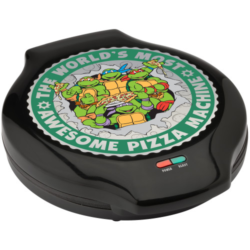 Nickelodeon Teenage Mutant Ninja Turtles pizza maker NTPM-55 Select Brands