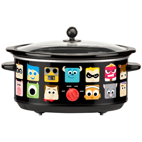 Disney Pixar 7-quart slow cooker DPX-7 Select Brands