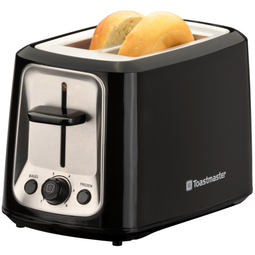 Toastmaster 2-slice cool touch toaster with toast TM-26TS Select Brands