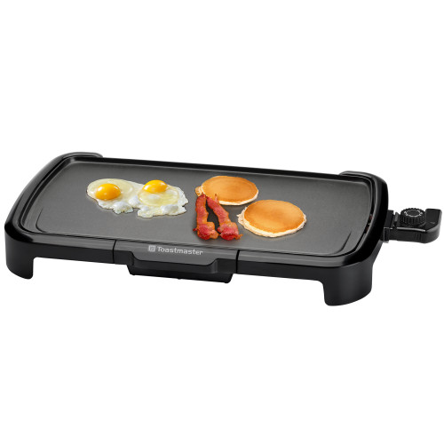 "Toastmaster  10"" x 20"" Electric Griddle TM-203GR Select Brands"
