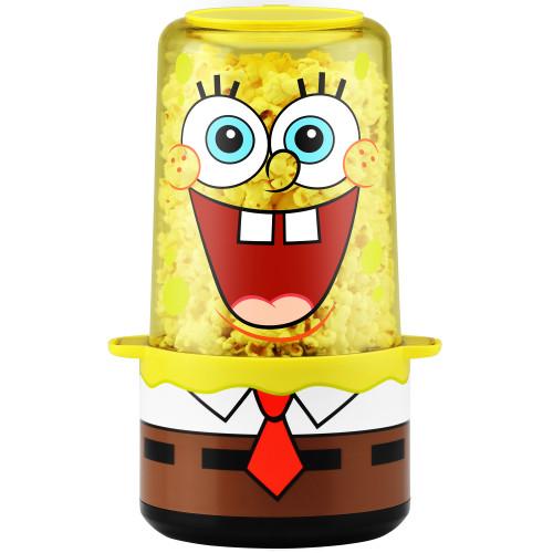 SpongeBob Stir Popcorn Popper NKL-60 Select Brands