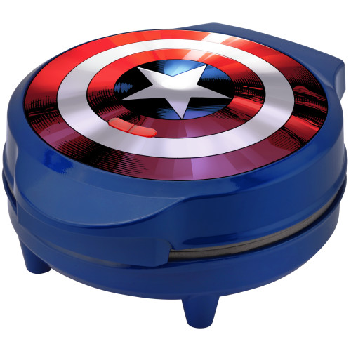 Captain America shield waffle maker MVA-278 Select Brands