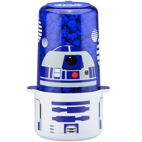 Star Wars R2-D2 Stir Popcorn Popper LSW-60CN Select Brands