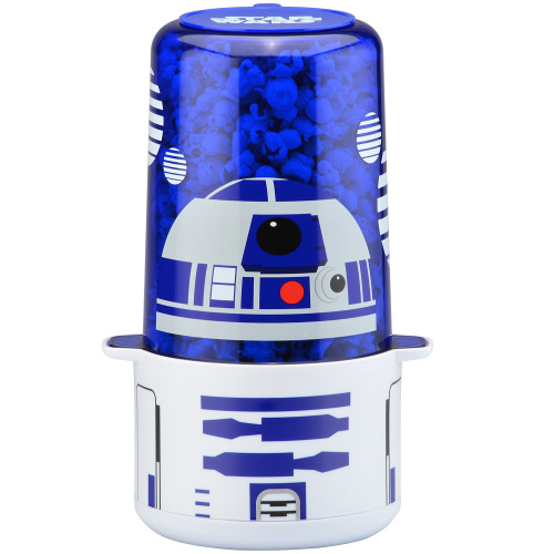 Star Wars R2-D2 Stir Popcorn Popper LSW-60CN Select Brands