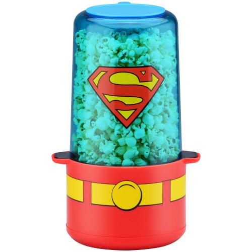Superman Stir Popcorn Popper DCS-60CN Select Brands