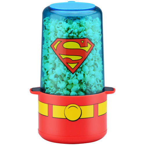 Superman Stir Popcorn Popper DCS-60CN Select Brands