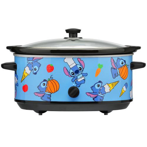 Disney Lilo & Stitch 7 quart slow cooker DLS-71 Select Brands