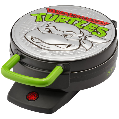 TMNT waffle maker NTWM-43 Select Brands
