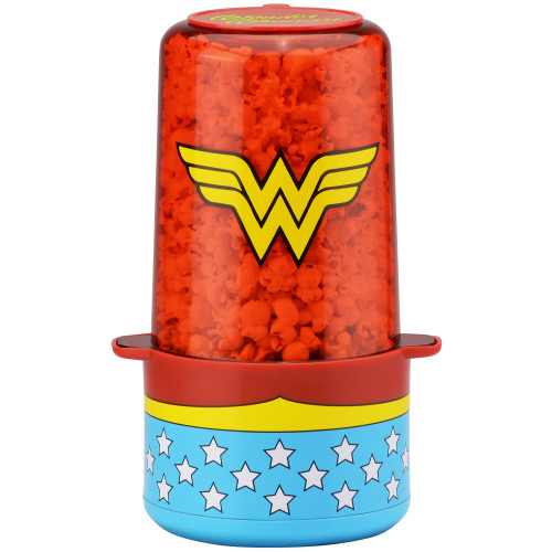 Wonder Woman Stir Popcorn Popper DCW-60CN Select Brands