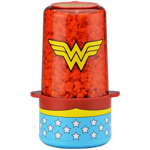 Wonder Woman Stir Popcorn Popper DCW-60CN Select Brands