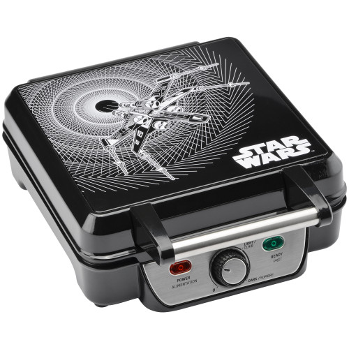 Star Wars waffle maker LSW-281CN Select Brands