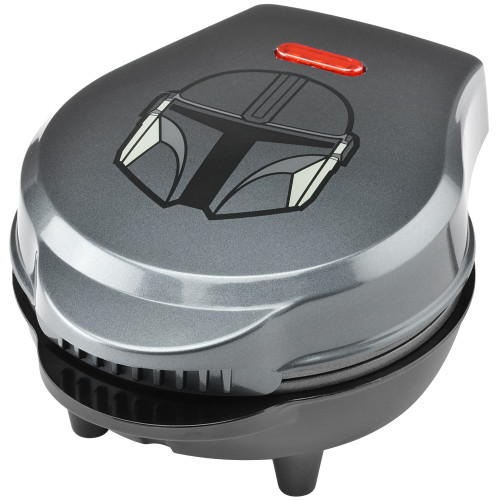 "Star Wars The Mandalorian 4"" mini waffle maker LSW-46M Select Brands"
