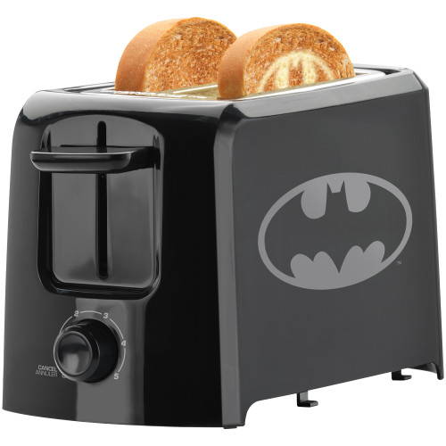 Batman 2-Slice Toaster DCB-21CN Select Brands