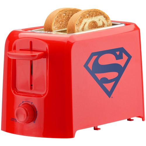 Superman 2-Slice Toaster DCS-21CN Select Brands