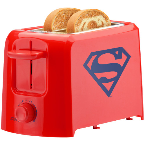 Superman 2-Slice Toaster DCS-21CN Select Brands