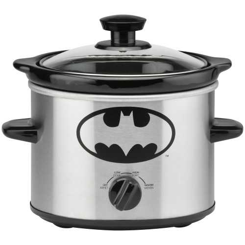 Batman 2 Quart Slow Cooker DCB-200CN Select Brands