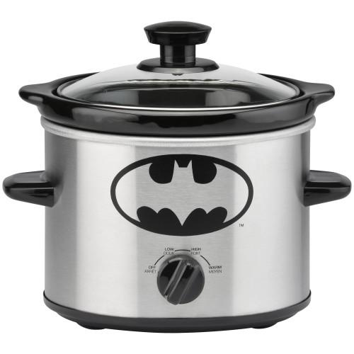 Batman 2 Quart Slow Cooker DCB-200CN Select Brands