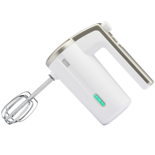 TRU Cordless Rechargeable 3 Speed Hand Mixer RC-400HM Select Brands