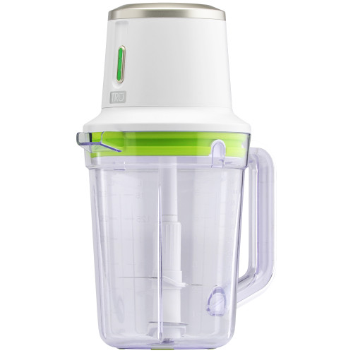 TRU Cordless Rechargeable 2 Speed Party Blender RC-100PB Select Brands