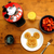 Disney Mickey Mouse Waffle Maker red with Mickey waffle for breakfast in lifestyle photo DCM-12 Select Brands