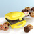 Babycakes Mini Donut Maker DNM-30 with donuts open Select Brands