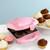 Babycakes Mini Cupcake Maker with cupcakes open CCM-50 Select Brands