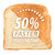 Toastmaster 2-slice fast toaster toasts 50% faster toast image TM-29TS Select Brands