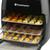 Toastmaster 11L (11.6 Qt) digital air fryer wire mesh racks with food TM-904AF Select Brands