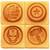 Avengers waffles MVA-281 Select Brands
