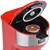TRU single serve dual brew red lid open CM-1177RD Select Brands
