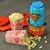 Superman Stir Popcorn Popper lifestyle photo with popcorn DCS-60CN Select Brands