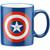 MARVEL Captain America 12 ounce mug MVA-123CN Select Brands