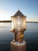 Coast Guard Bronze Nautical Pedestal & Pier Light