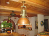 Cargo Copper Beehive Vintage Nautical Light- Large